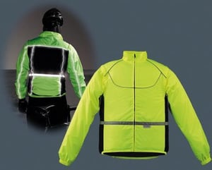 High Visibility Safety Coat
