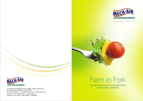 Turnkey Solutions For Food & Cold Chain Industries