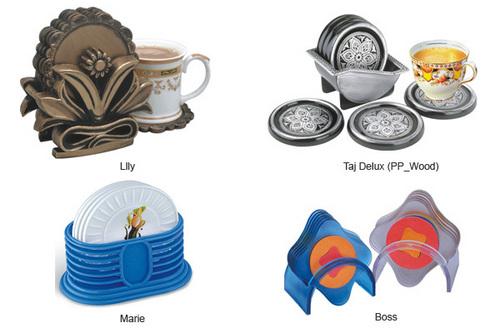 Tea Coaster Sets