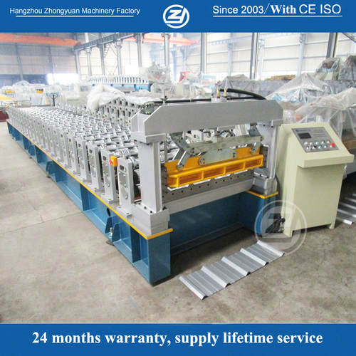 Automatic Metal Sheet Pressing Machine