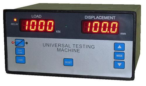 Peak Load And Displacement Indicator For Universal Testing Machines in  Sahibabad