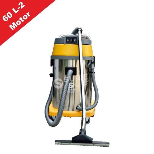 Wet/ Dry Vacuum Cleaner 60ltr 2 Motor