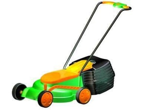 Ultimax-400 Electric Lawn Mover