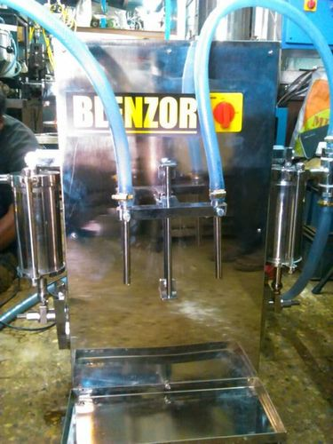 Volumetric Liquid Filling Machinery