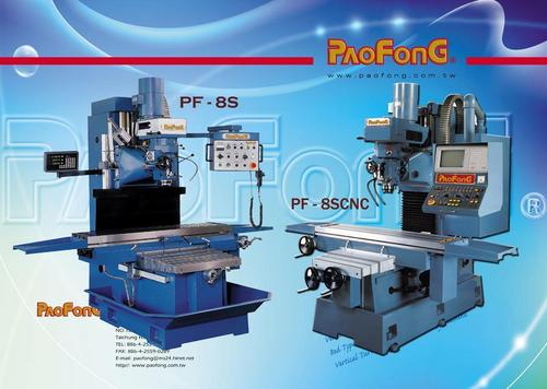 Bed Type And CNC Milling Machines