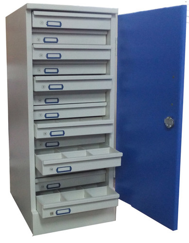 Tissue Wax Block Cabinet Mild Steel