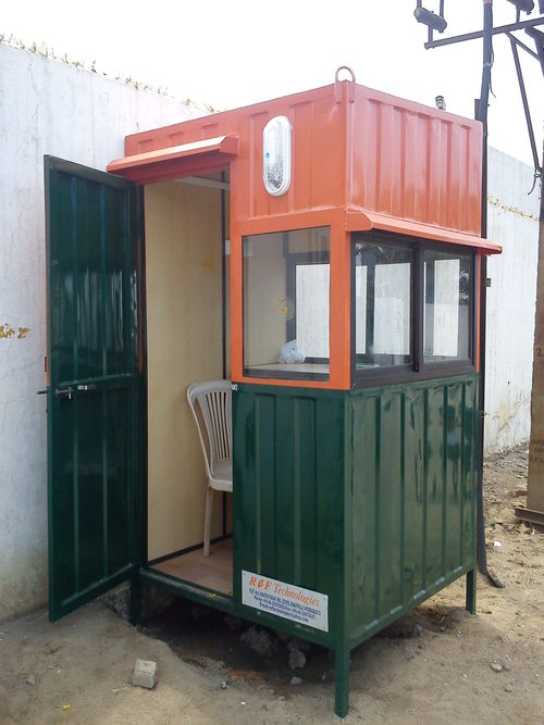 Security Cabins