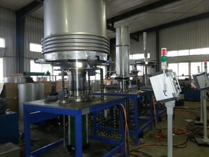 Automatic Expansion Joint Making Machine