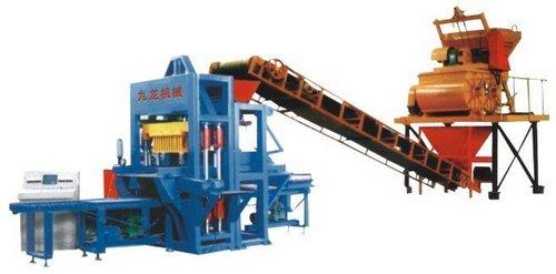Jl4-25 Brick Making Machine Of Hydraulic Pressure
