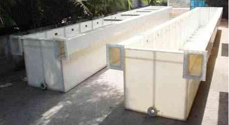 Electroplating Polypropylene Tank - SHREYA POLYMERS PRIVATE