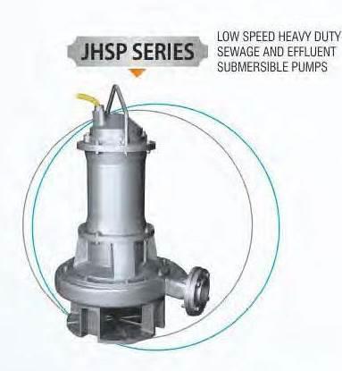 Effluent Submersible Pump