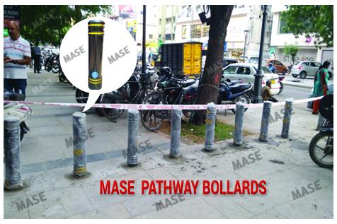 Pathway Bollards