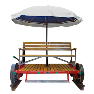 Light Weight Inspection Trolley
