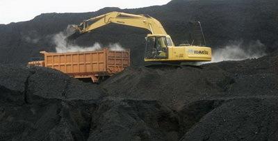 Steamed Coal