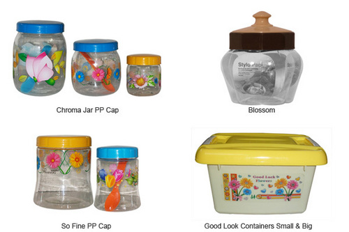 Kitchen Fresh Containers