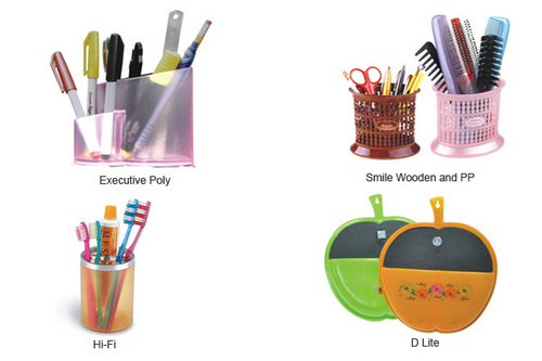 Pen Holders And Cutlery Stands