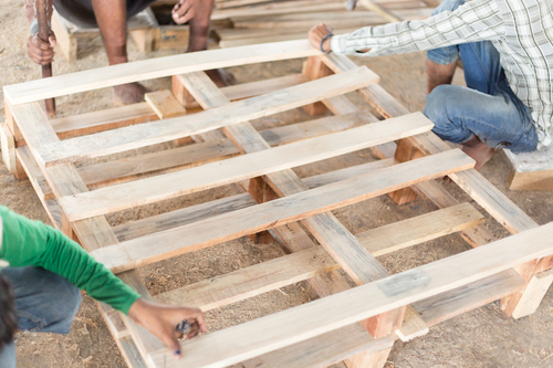Wooden Pallets In Chennai, Wooden Pallets Dealers ...