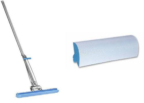 Clean Room Floor Mopping System