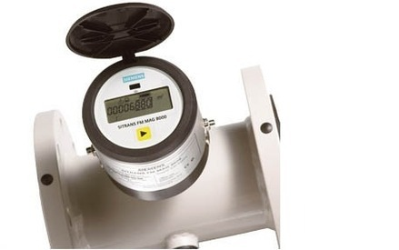 Battery Operated Mag Flow Meter