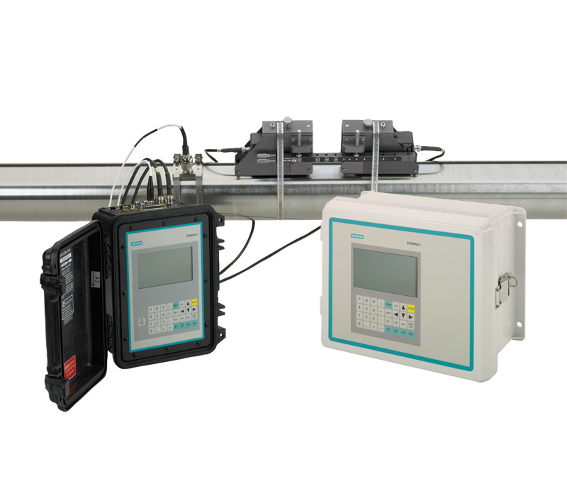 Ultrasonic Clampon Type Flow Meter