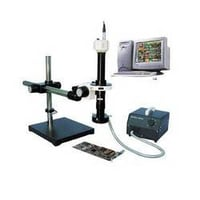 Mono Video Zoom Microscope