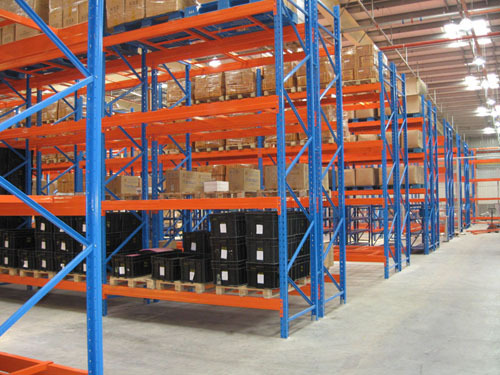 Heavy Duty High Rise Pallet Storage System/Racks