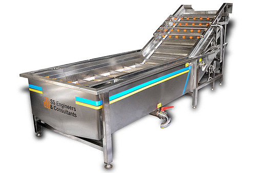 Vegetable And Fruit Washer Machine