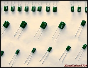 Cl11 Polyester Film Capacitors