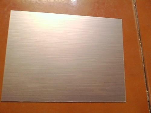 VCM Color Steel Sheet for Refrigerator Doors