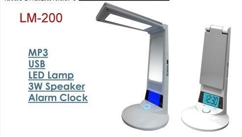 Led Music Lamp