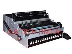 Electric Comb And Wiro Binder Machine
