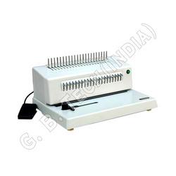 Electric Comb Binder