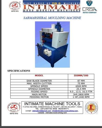 Submersible Panel Ripsaw Machine
