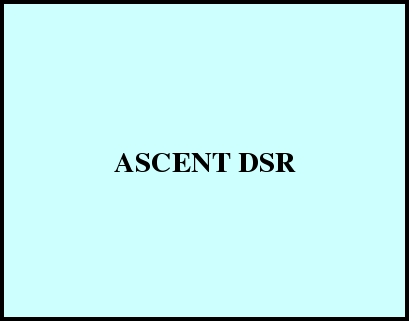 Ascent DSR