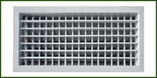 Double Louver Grill in  Badarpur