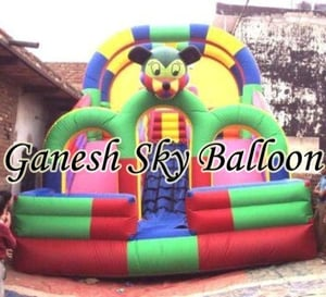 Inflatable\\302\\240Water\\302\\240Slide