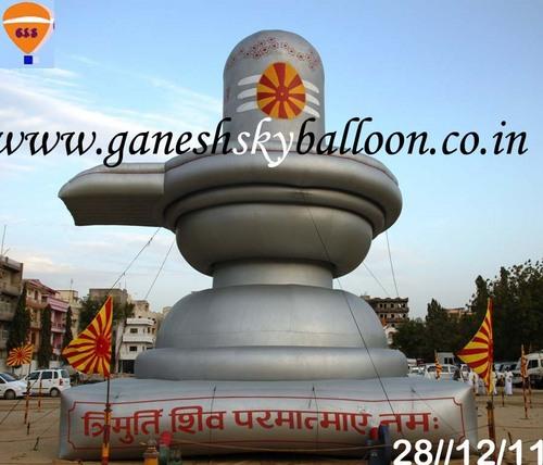 Inflatable Shivling Balloon