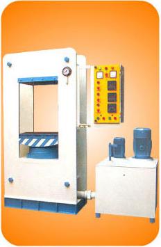 Single Station EVA Forming Machine