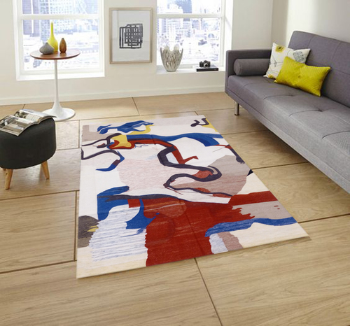 Modern Design Special Cotton Rugs