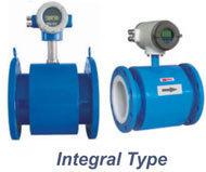 Integral Type Magnetic Flow Meters