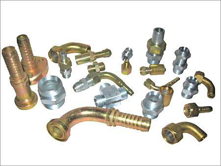 Industrial Hydraulic Pipe Fittings