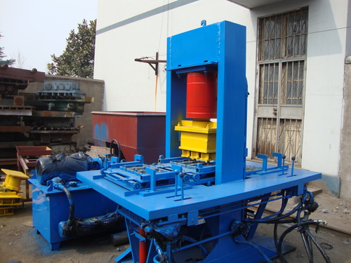 HF150T Hydraulic Block Machine