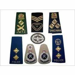 Badges And Shoulder