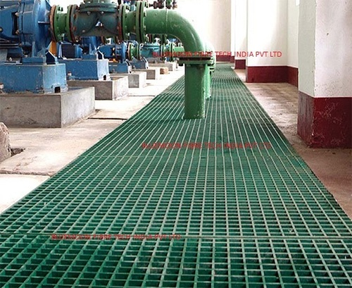 Frp Trench Grating