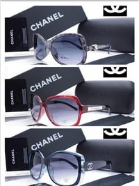 Coach And Chanel Sunglasses