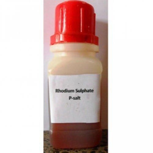 Rhodium Sulfate