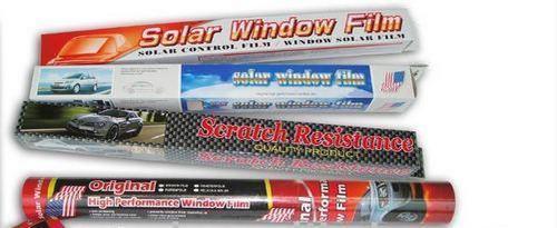 DIY Window Film Kits