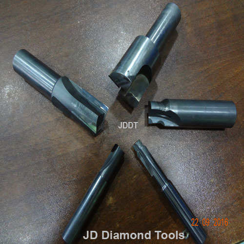 Pcd Reamers & End Mills