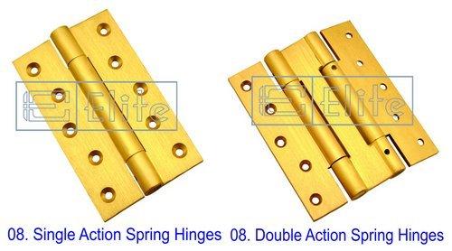 Brass Spring Hinges