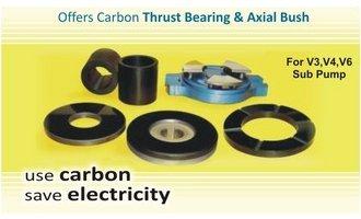 Carbon Thrust Bearings
